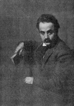 Kahlil Gibran, al-Funun 1, no. 1 (April 1913)